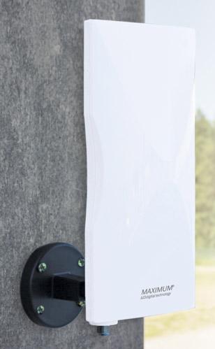 Maximum DA-6100 LTE Außenantenne aktiv, LTE Filter