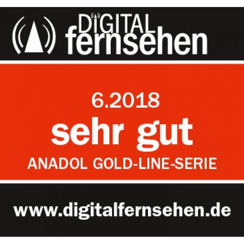 Anadol Gold Line Octo LNB 0.1 dB 8 Teilnehmer