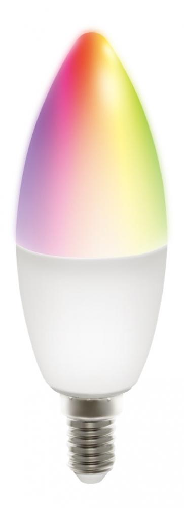 Deltaco SH-LE14RGB SMART HOME RGB LED Lampe E14