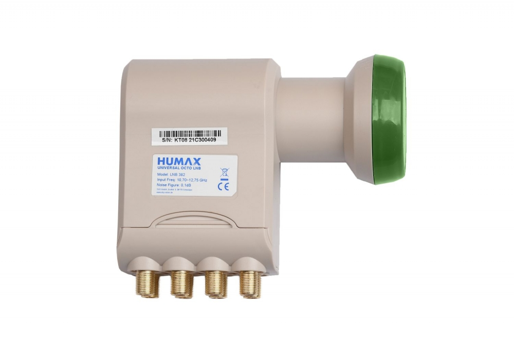 Humax Green Power LNB 382 Universal Octo-LNB