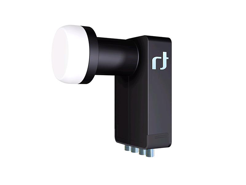Inverto BLACK Ultra Quad LNB 0,2 db
